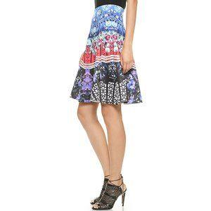 CLOVER CANYON Spanish Fan Flare Skirt
